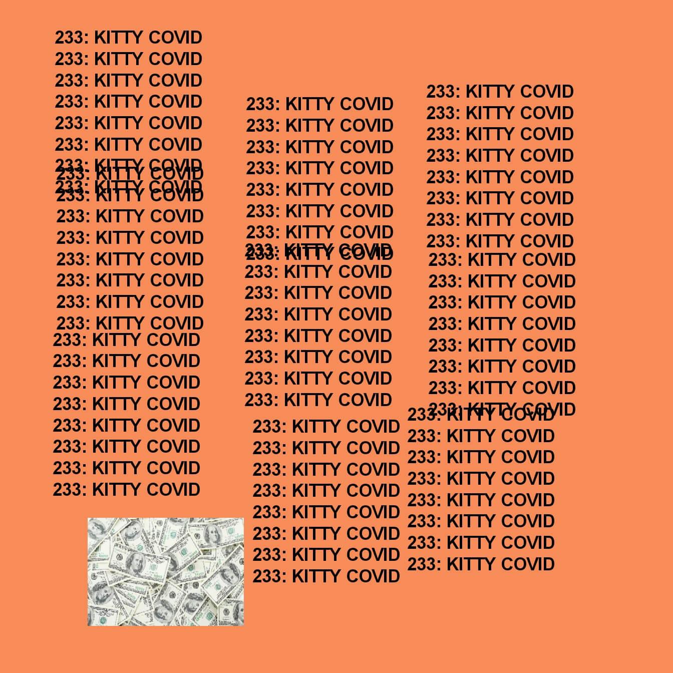 GTST Episode 233: Kitty Covid